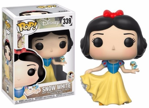 Funko Pop Disney: Snow white #339 *MKP - 199,90