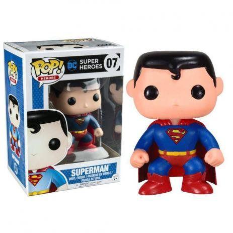 Funko Pop Heroes: Superman #07