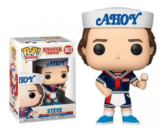 Funko Pop Television: Stranger Things - Steve #803