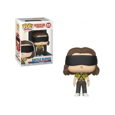 Funko Pop Television: Stranger Things - Battle Eleven #826 *MKP