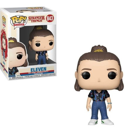 Funko Pop Television: Stranger Things - Eleven #843