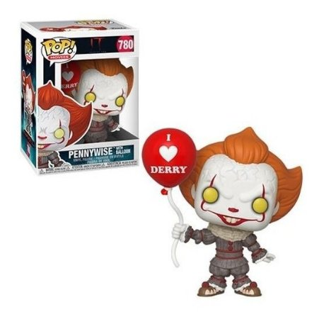 Funko Pop Movies: IT Chapter 2 - Pennywise #780