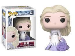 Funko Pop! Disney: Frozen II - Elsa (Epilogue Dress) #731