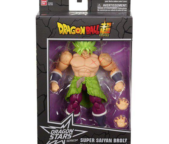 Super Saiyan Broly- Dragon Ball Super - Anime Heroes