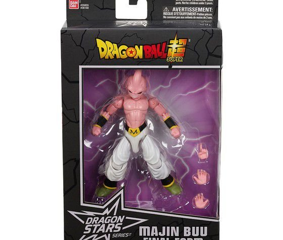 Majin Buu Final Form - Dragon Ball Super - Anime Heroes