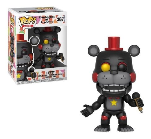 Funko POP! Games: Five Nigths At Freddy's - Lefty #367