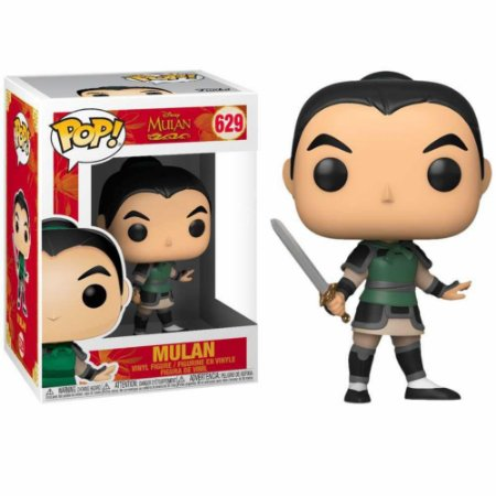 Funko POP! Disney: Mulan Live Action - Mulan #629