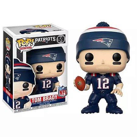 Funko POP! Football: Patriots - Tom Brady #59