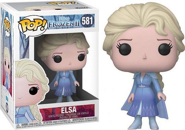 Funko POP! Disney: Frozen 2 - Elsa #581