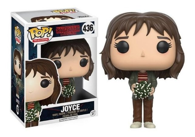 Funko Pop! Television: Stranger Things - Joyce in Lights #436