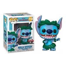 Funko Pop! Disney: Lilo and Stitch - Hula Stitch #718