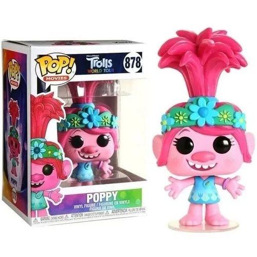 Funko POP! Movies: Trolls - Poppy #878