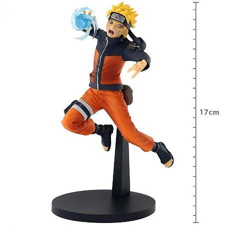 Action Figure: Naruto Shippuden - Naruto Vibration Stars Banpresto