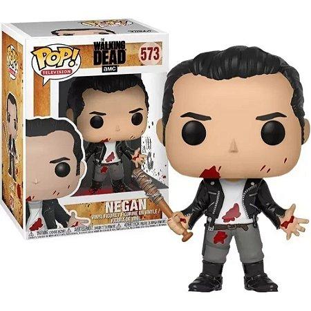 Funko Pop! Television: The Walking Dead - Negan #573
