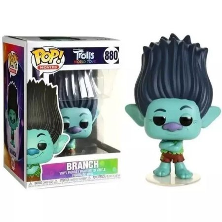 Funko POP! Movies: Trolls - Branch #880
