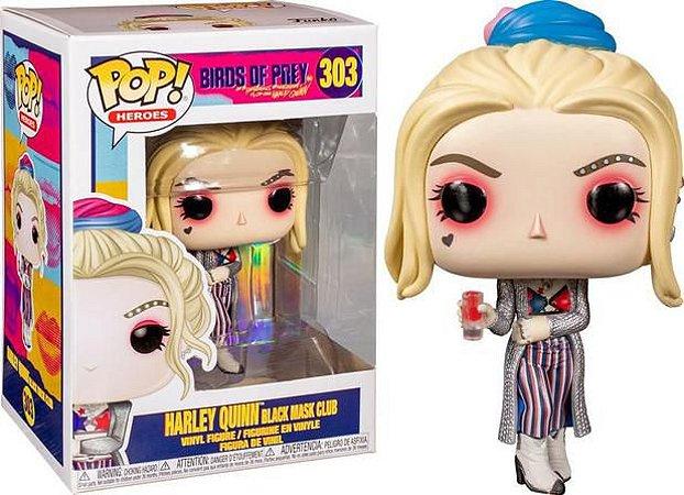 Funko POP! Heroes: Birds Of Prey - Harley Quinn #303