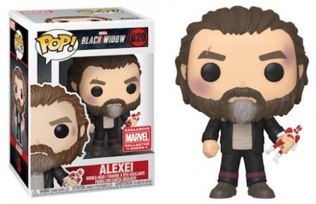 Funko POP!: Black Widow - Alexei #620