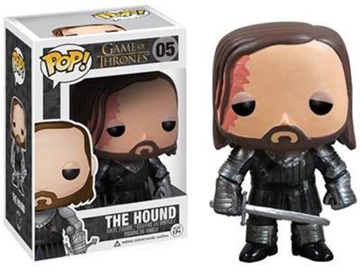 Funko POP!: Game Of Thrones - The Hound #05