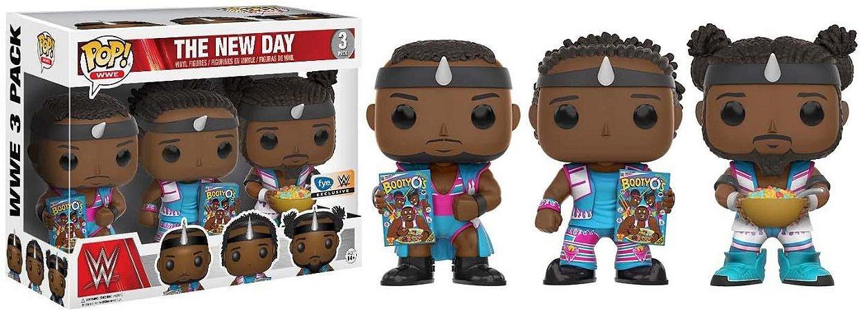 Funko POP! WWE: The New Day