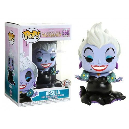 Funko POP!: The Little Mermaid - Ursula #568