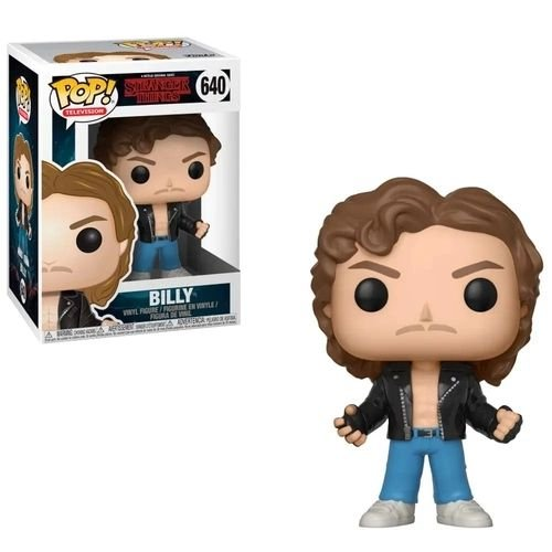 Funko POP! Television: Stranger Things - Billy #640