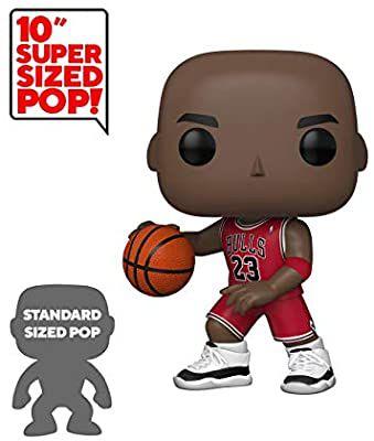 """Funko POP! Basketball: Bulls - Michael Jordan #75 10"""""""