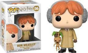 Funko Pop!: Harry Potter - Ron Weasley #56