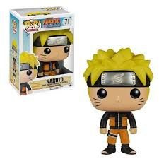 Funko Pop! Animation: Naruto Shippuden - Naruto #71