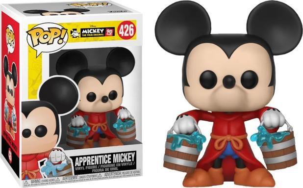 Funko Pop!: Mickey - Apprentice Mickey #426