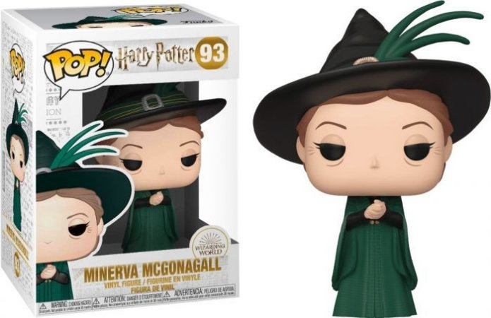 Funko Pop: Harry Potter - Minerva McGonagall #93