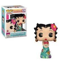 Funko Pop Animation: Betty Boop - Mermaid Betty Boop #576