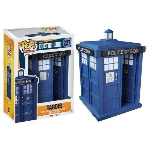Funko Pop Television: Doctor Who - Tardis #227