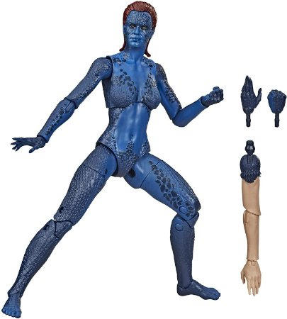 Marvel Legends Series X Men Mystique - Hasbro