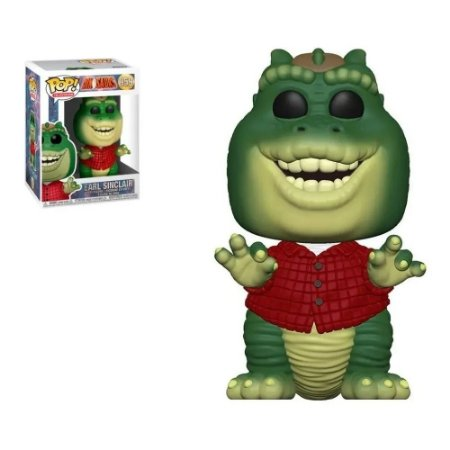 Funko Pop Television: Dinosaurs - Earl Sinclair #959