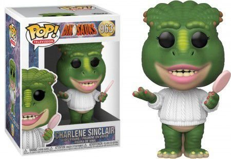 Funko Pop Television: Dinosaurs - Charlene Sinclair #963