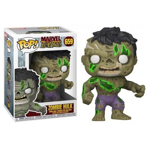 Funko Pop: Marvel Zombies - Zombie Hulk #659
