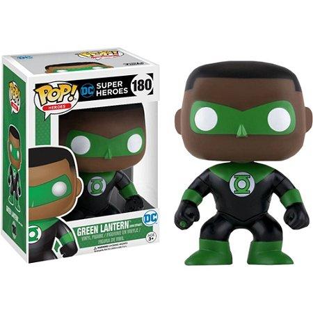Funko Pop Heroes: Super Heroes - Green Lantern #180