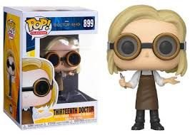 Funko Pop Television: Doctor Who - Thirteen Doctor #899