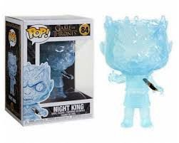 Funko Pop Television: Game Of Thrones - Night King #84