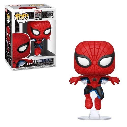 Funko Pop: Marvel 80 Years - Spider Man #593
