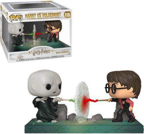 Funko Pop!: Harry Potter - Harry VS Voldemort #119
