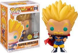 Funko Pop! Animation: Dragon Bal Super - Super Hercule #818