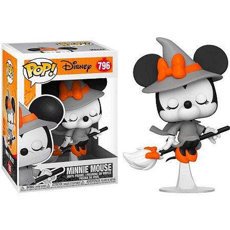 Funko Pop! Disney: Halloween - Minnie Mouse #796
