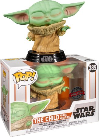 Funko Pop! Star Wars: The Mandalorian - The Child  #385  Baby Yoda