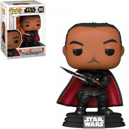 Funko Pop!: Star Wars - Moff Gideon #380
