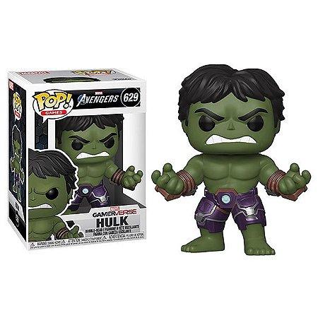Funko Pop Games: Avengers - Hulk #629