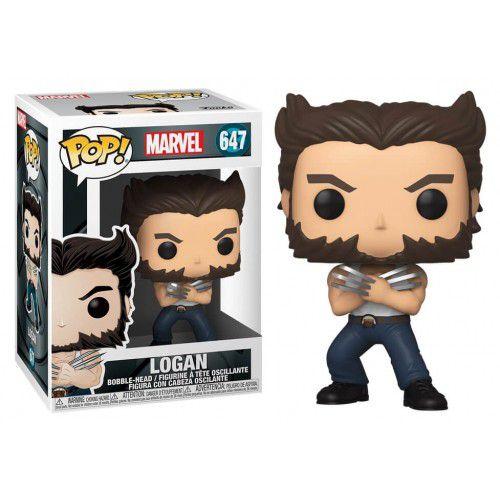 Funko Pop!: Marvel - Logan #647