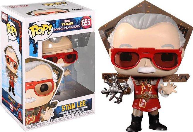 Funko Pop!: Thor Ragnarok - Stan Lee #655