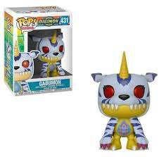 Funko POP! Animation: Digimon - Gabumon #431
