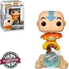 Funko POP! Animation: Avatar - Aang #541